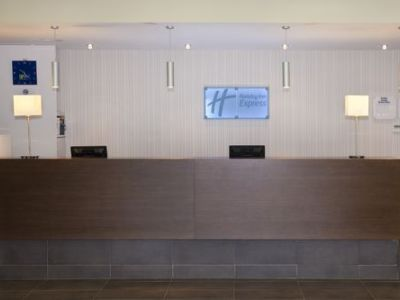 lobby - hotel holiday inn express barcelona-sant cugat - sant cugat del valles, spain