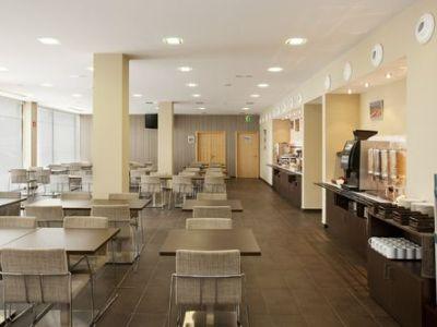 breakfast room - hotel holiday inn express barcelona-sant cugat - sant cugat del valles, spain