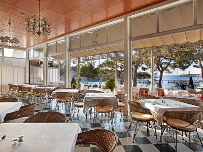 restaurant - hotel thb felip - adults only - porto cristo, spain