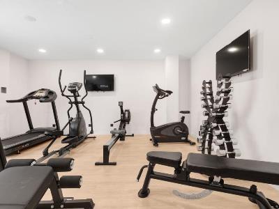 gym - hotel thb felip - adults only - porto cristo, spain