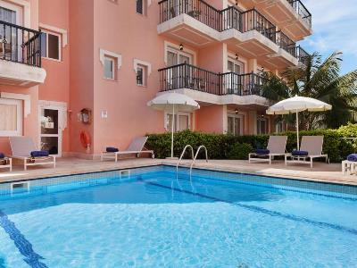 outdoor pool - hotel thb felip - adults only - porto cristo, spain
