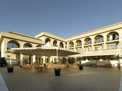 exterior view - hotel macia donana - sanlucar de barrameda, spain