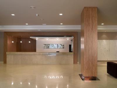 lobby - hotel macia donana - sanlucar de barrameda, spain