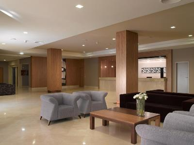 lobby 1 - hotel macia donana - sanlucar de barrameda, spain