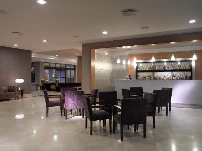 bar - hotel macia donana - sanlucar de barrameda, spain
