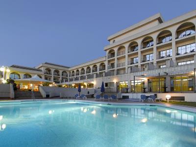 outdoor pool - hotel macia donana - sanlucar de barrameda, spain