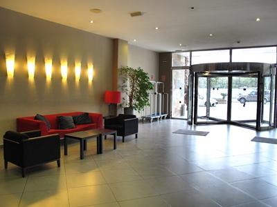 lobby - hotel ohtels campo de gibraltar - la linea de la concepcion, spain