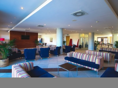 lobby 1 - hotel ohtels campo de gibraltar - la linea de la concepcion, spain
