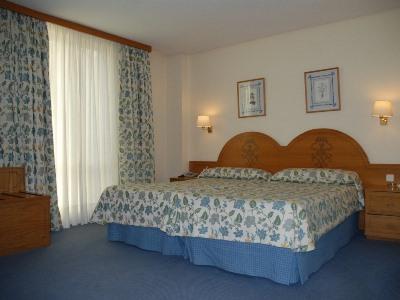 bedroom - hotel gran hotel balneario puente viesgo - puente viesgo, spain