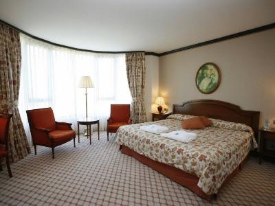 bedroom 1 - hotel gran hotel balneario puente viesgo - puente viesgo, spain