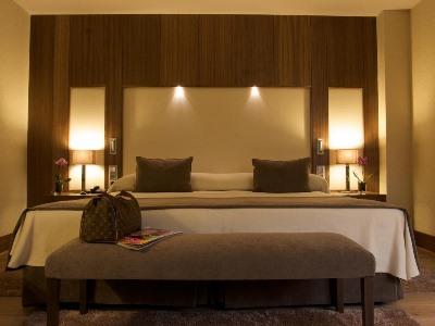 bedroom 2 - hotel gran hotel balneario puente viesgo - puente viesgo, spain