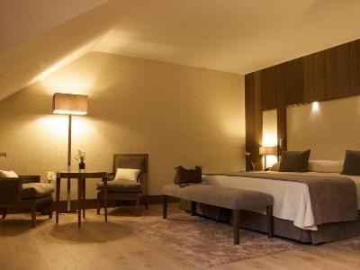 bedroom 3 - hotel gran hotel balneario puente viesgo - puente viesgo, spain