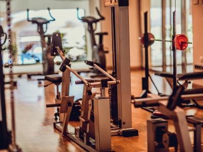 gym - hotel gran hotel balneario puente viesgo - puente viesgo, spain
