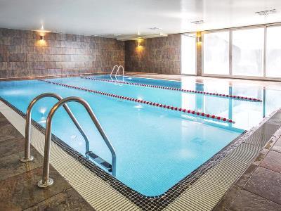 outdoor pool - hotel tactica - paterna, spain