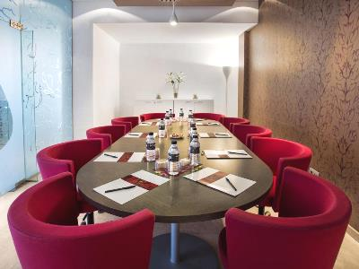 conference room - hotel tactica - paterna, spain