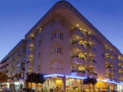 exterior view - hotel duquesa playa - santa eulalia, spain