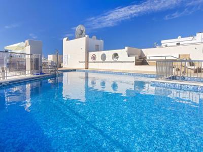 outdoor pool 1 - hotel duquesa playa - santa eulalia, spain