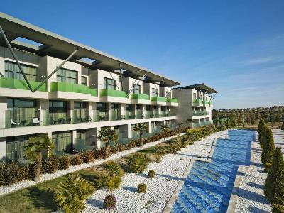 exterior view - hotel la finca resort - algorfa, spain