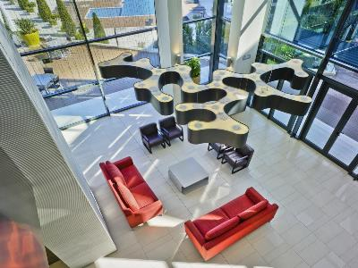 lobby - hotel la finca resort - algorfa, spain