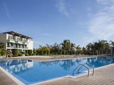 outdoor pool - hotel la finca resort - algorfa, spain