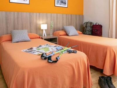 bedroom 1 - hotel rv hotels condes del pallars - rialp, spain