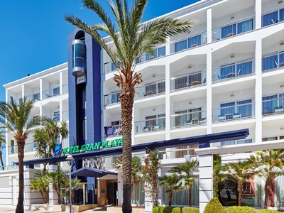 exterior view - hotel thb gran playa - adults only - can picafort, spain