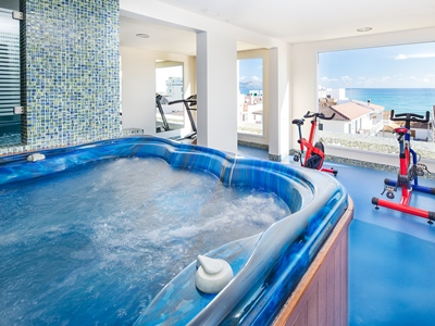 gym - hotel thb gran playa - adults only - can picafort, spain