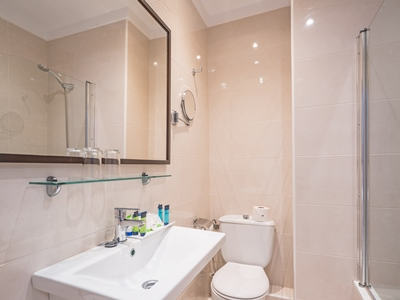 bathroom - hotel thb gran playa - adults only - can picafort, spain