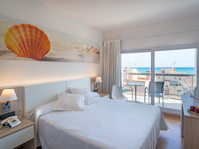 bedroom 3 - hotel thb gran playa - adults only - can picafort, spain