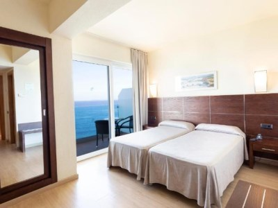 bedroom - hotel thb sur mallorca - colonia sant jordi, spain