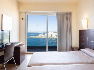 bedroom 1 - hotel thb sur mallorca - colonia sant jordi, spain