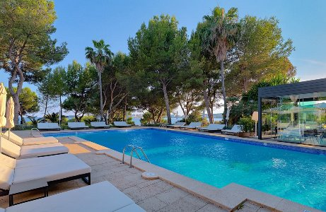 outdoor pool 1 - hotel h10 punta negra - portals nous, spain