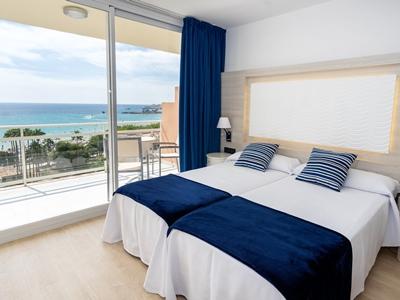 bedroom - hotel thb sa coma platja - sa coma, spain