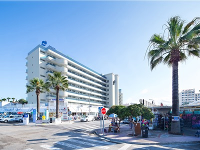 exterior view - hotel thb sa coma platja - sa coma, spain