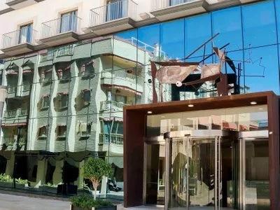 exterior view - hotel mossaic los alcazares - los alcazares, spain