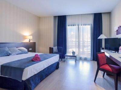 bedroom 2 - hotel mossaic los alcazares - los alcazares, spain