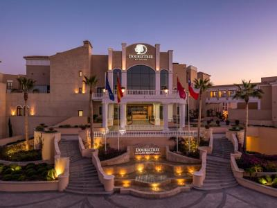 exterior view - hotel doubletree by hilton la torre golf spa - roldan, spain