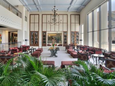 lobby - hotel doubletree by hilton la torre golf spa - roldan, spain