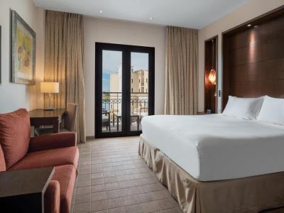 bedroom 1 - hotel doubletree by hilton la torre golf spa - roldan, spain