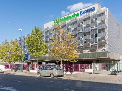 exterior view - hotel holiday inn express madrid leganes - leganes, spain