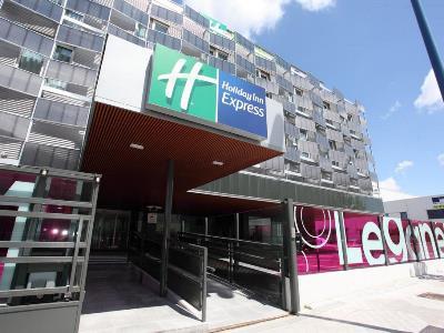 exterior view 1 - hotel holiday inn express madrid leganes - leganes, spain