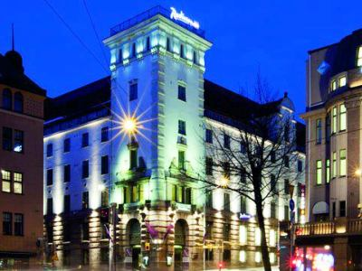 Radisson Blu Plaza Helsinki