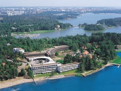 exterior view - hotel hilton helsinki kalastajatorppa - helsinki, finland