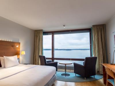 bedroom - hotel hilton helsinki kalastajatorppa - helsinki, finland