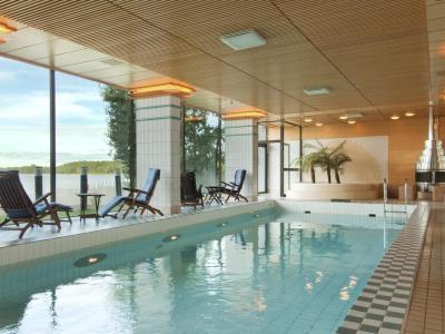 indoor pool - hotel hilton helsinki kalastajatorppa - helsinki, finland