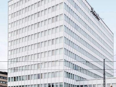 exterior view - hotel scandic meilahti - helsinki, finland