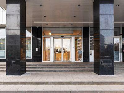 exterior view 1 - hotel scandic meilahti - helsinki, finland