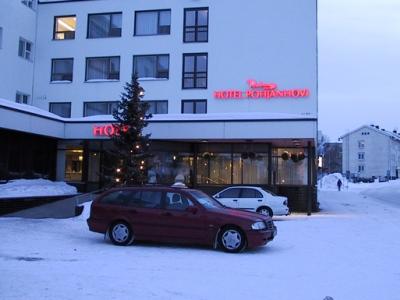 Cumulus Resort Pohjanhovi