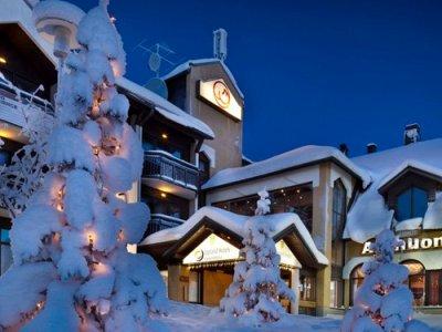 Lapland Hotel Riekonlinna (Room W/Sauna)