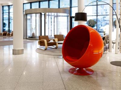 lobby - hotel hilton helsinki - vantaa airport - vantaa, finland